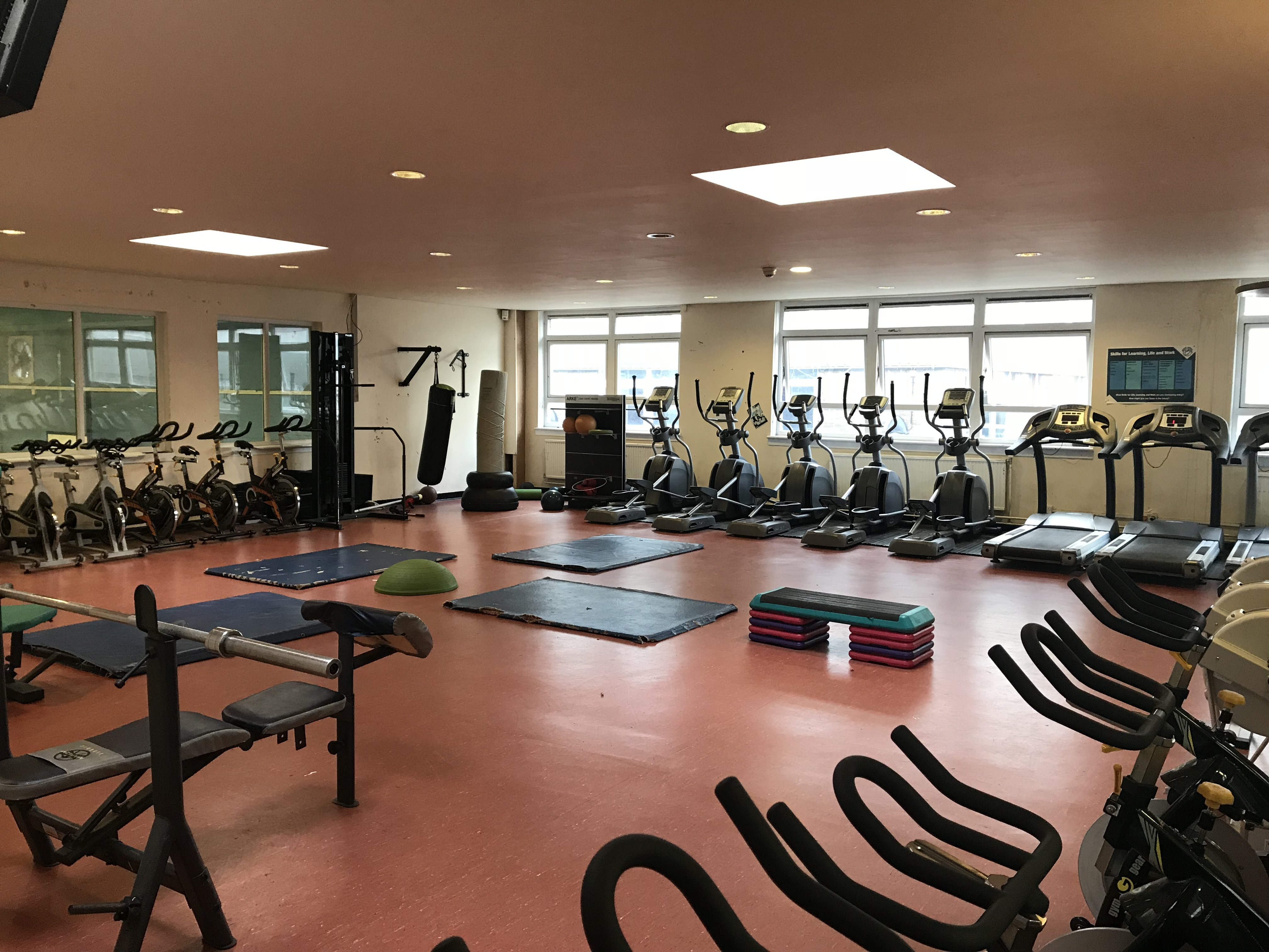 Physical Education Boclair Academy